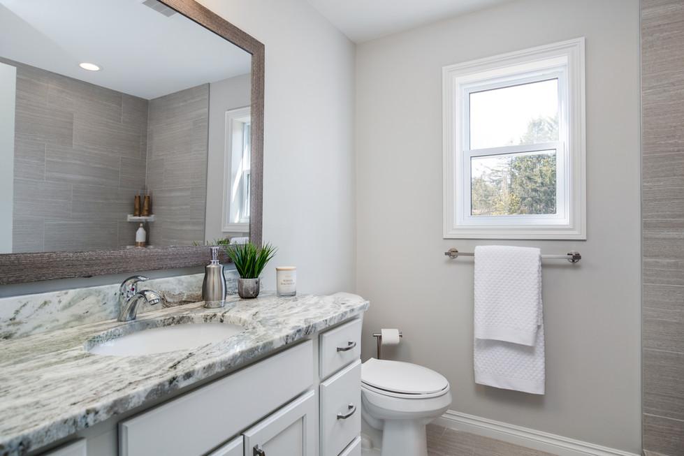 Master Bathroom at Parkside at Williams Lake