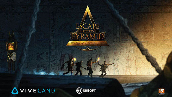 Escape The Lost Pyramid