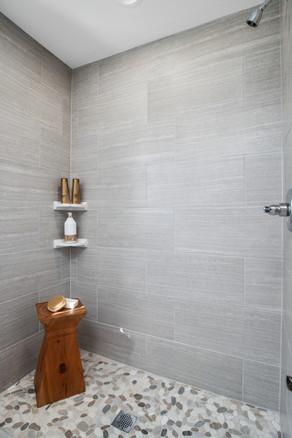 Shower Master Bathroom at Parkside at Williams Lake