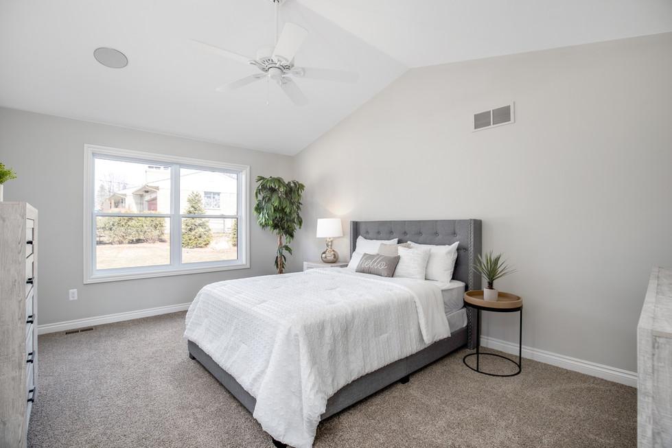 Master Bedroom at Parkside at Williams Lake