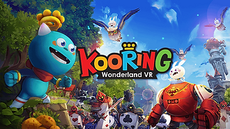 Kooring Wonderland VR Mecadino's Attack.
