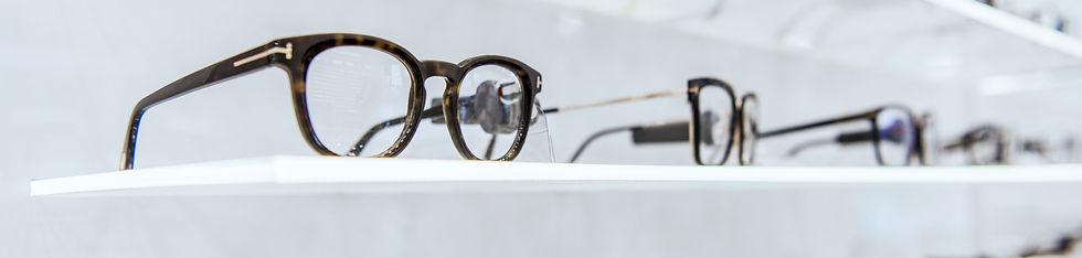 Eye glass styling in metro Detroit