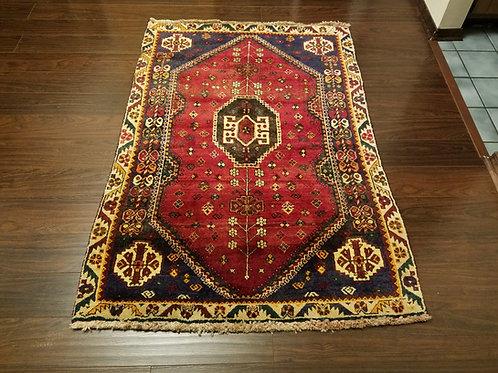 3.6 x 5.0 ft. Shiraz Persian Rug