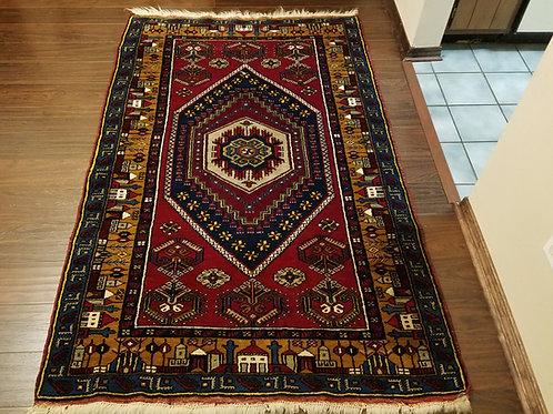 Shoppersianrugs.com | Yahyali village handmade rug