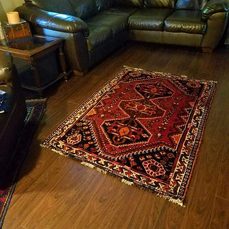 Qashqai 4x6 ft. Persian Rug