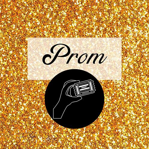 Single Prom Ticket