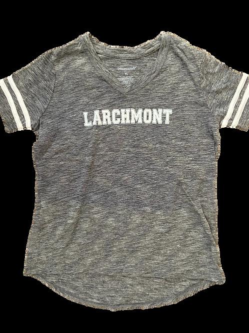 Gray Striped Larchmont Shirt (Youth)