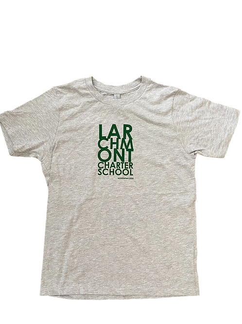 Gray & Green Larchmont Square Shirt (Youth)