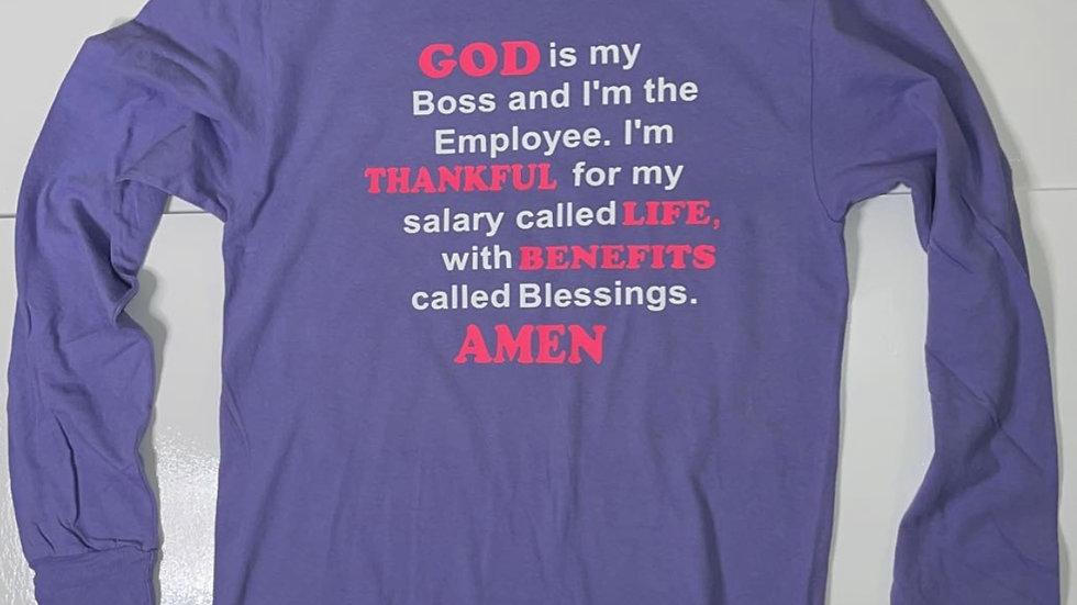 God Is My Boss