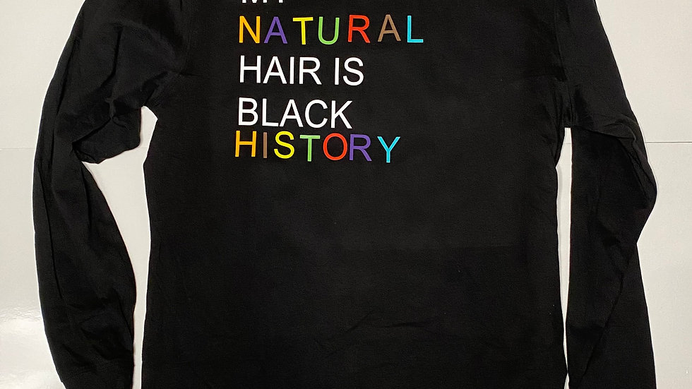 My Hair Is Black History
