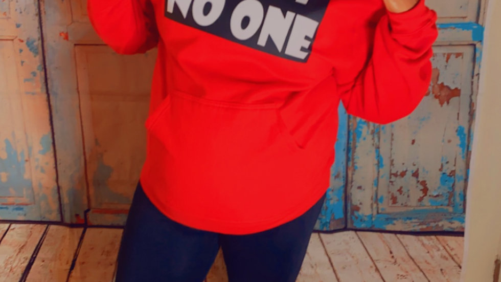 Trust No One(Red)