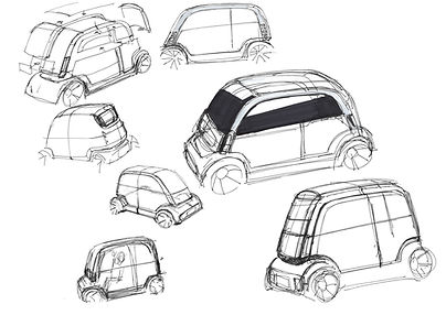 #electric vehicle, #personal mobility, #smart mobility