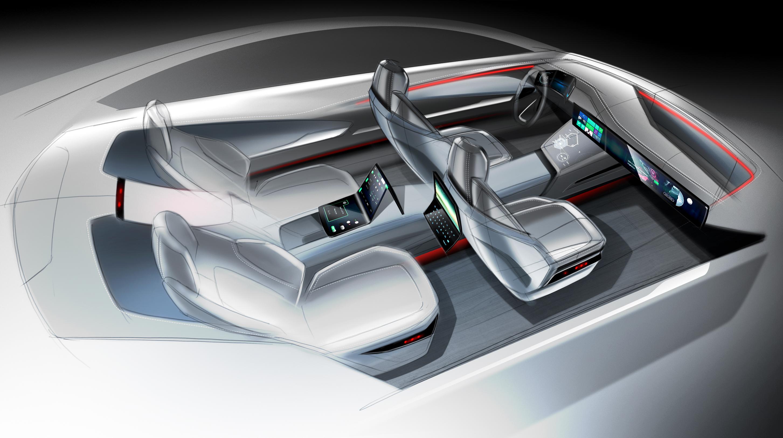 digital cockpit interior KLIO