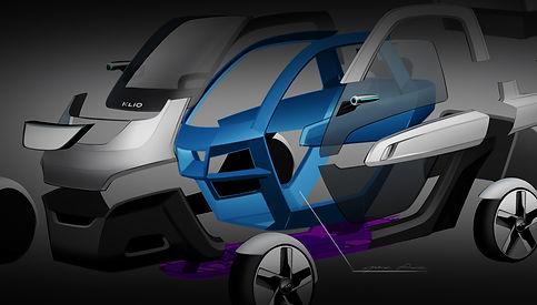 #klio, #klio design, #smart mobility, #ev, #electric vehicle, #