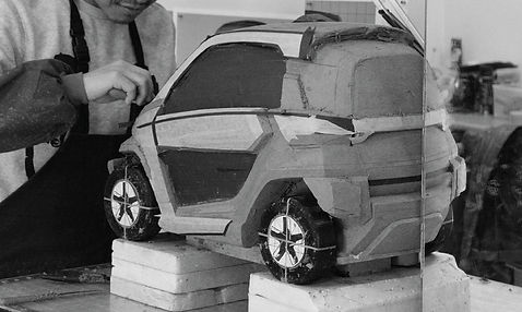 #micro mobility, #clay modeling, #klio