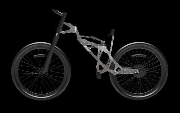 #klio, #mtb bike, #topology optimization, #design engineering, #pmrc, #