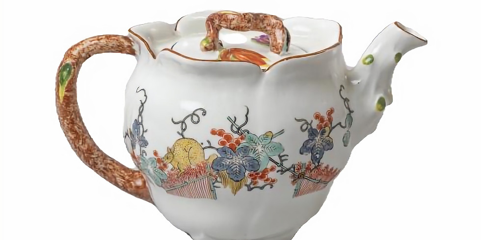 """Seminar: """"Gifts Worthy of the Shogun: Nabeshima Porcelain in the Macdonald Collection"""" (1)"""
