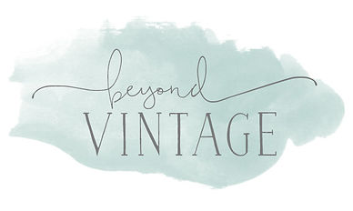 Beyond Vintage Hire for weddings