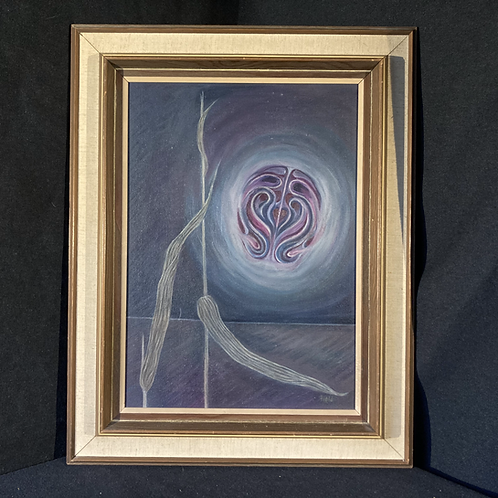 Dorothie Field (1915-1994) Metaphysical abstract
