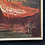 Thumbnail: 1950s signed British abstract oil on canvas.
