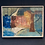 Thumbnail: 1950s signed British abstract landscape. Oil on board.