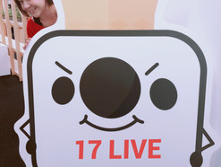 17Live配信スタート