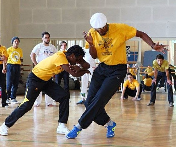 Capoeira Workshops with Contra Mestre Aloan!