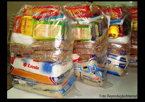 Donations for hungry families in Brazil