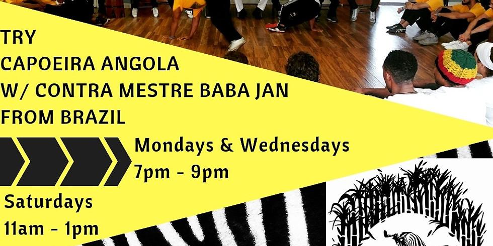 Monday Capoeira Angola Class