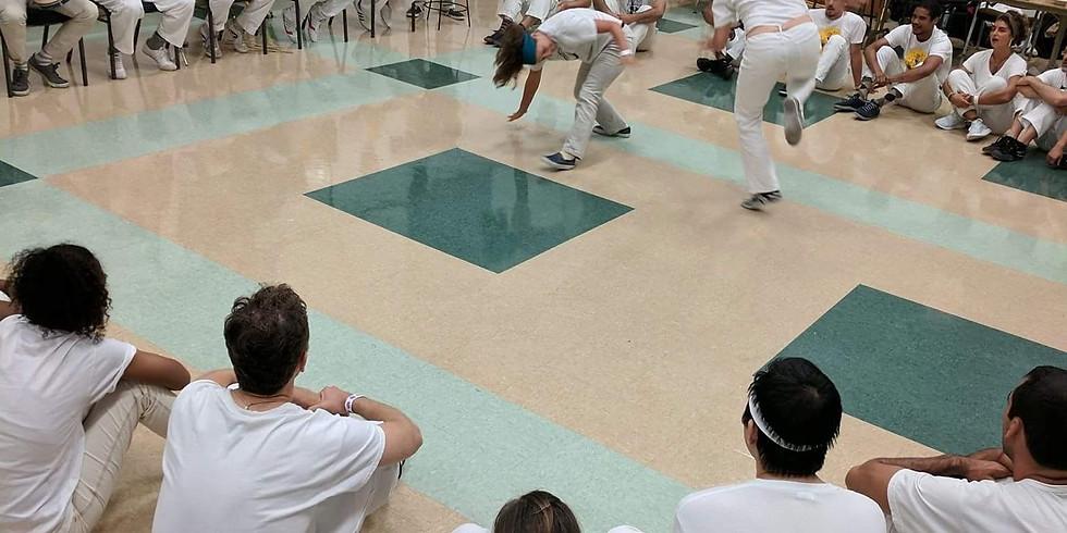 Capoeira Angola Roda de Branco
