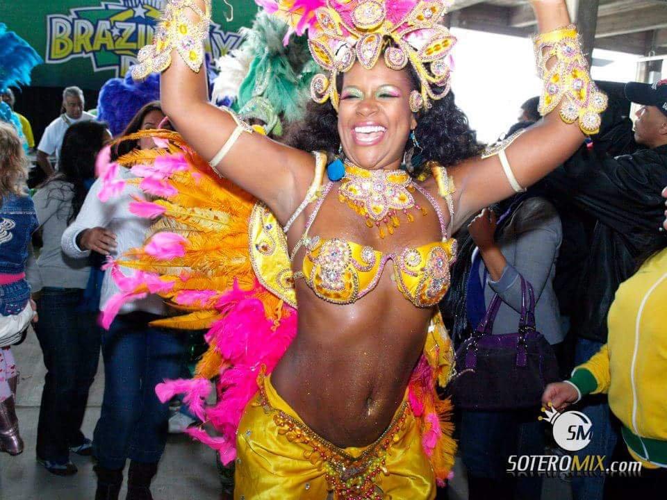 Samba Dance Class | Espaço Cultural Samba Trovão