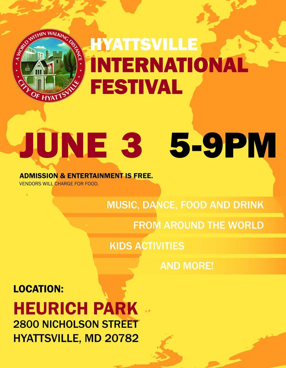 Hyattsville International Festival