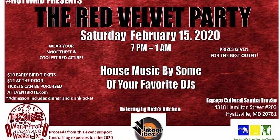 The Red Velvet Party