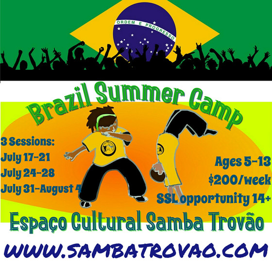 Let your Kids Explore Brazil this Summer!