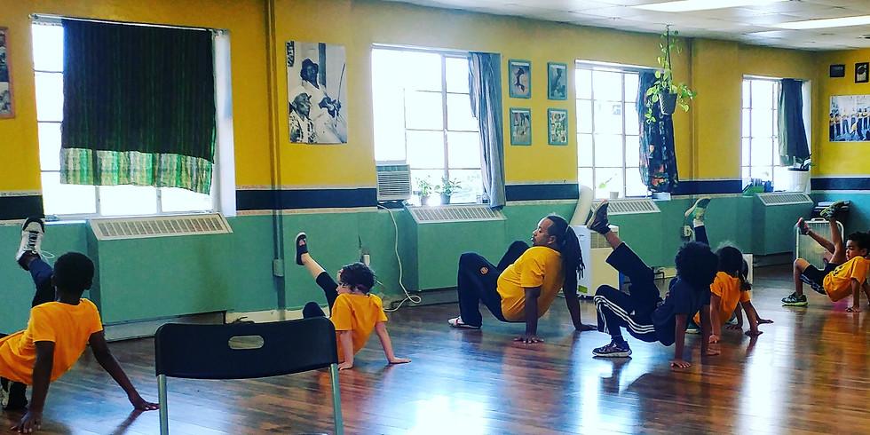 Thursday Kids Capoeira Angola Class