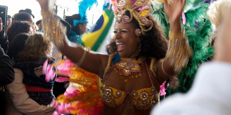 Sunday Samba Dance w/Zezeh
