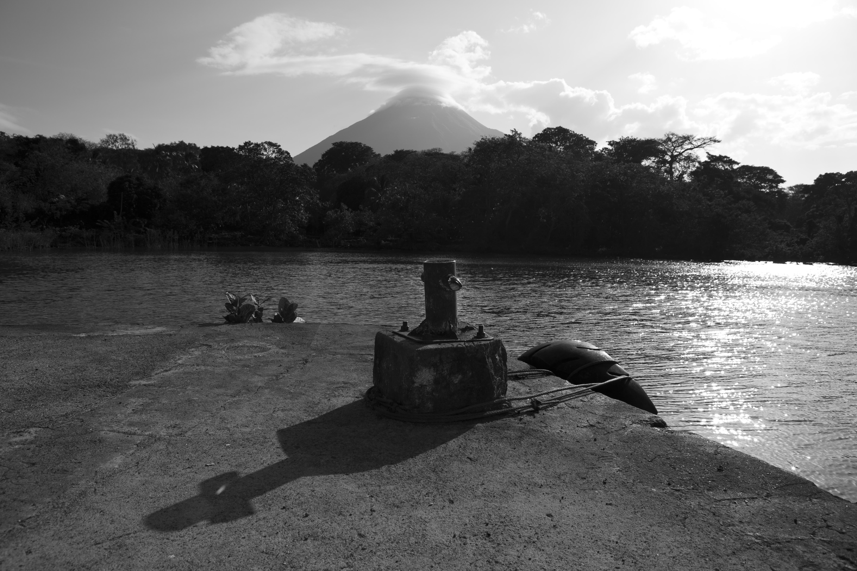 Ometepe, Nicaragua dock
