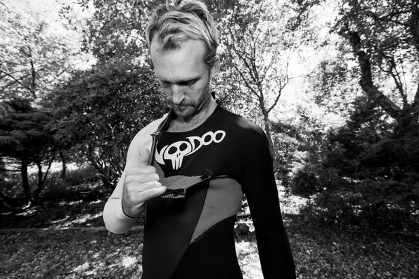 Travis Beckman - Hyperflex Wetsuits 2020
