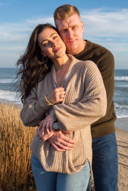 Happy Couple - Montauk, N.Y. 2020