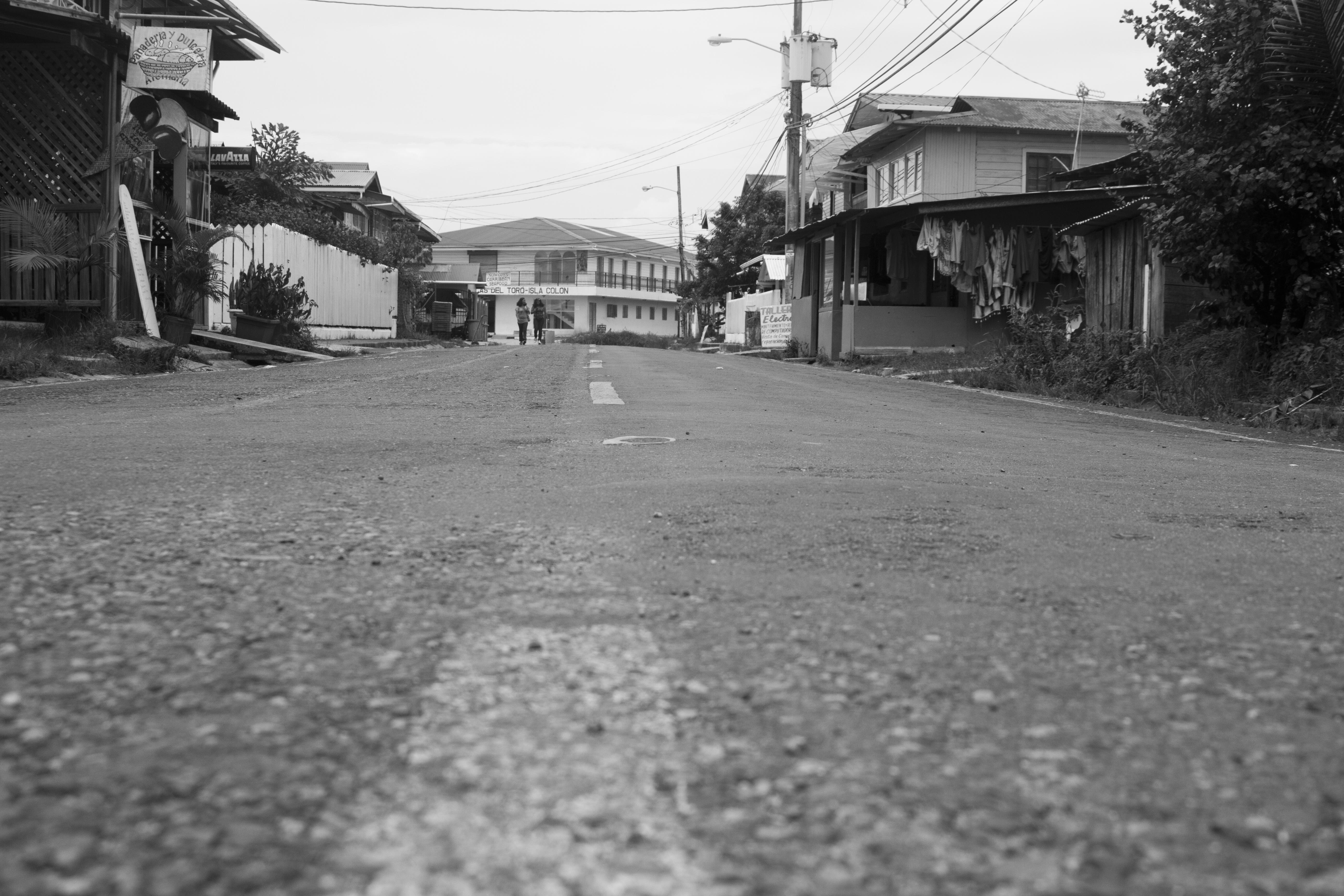 Streets Bocas del toro