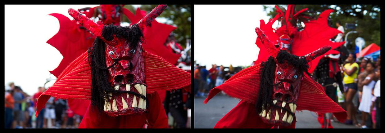 Carnival - Bocas Del Toro, Panama 2012