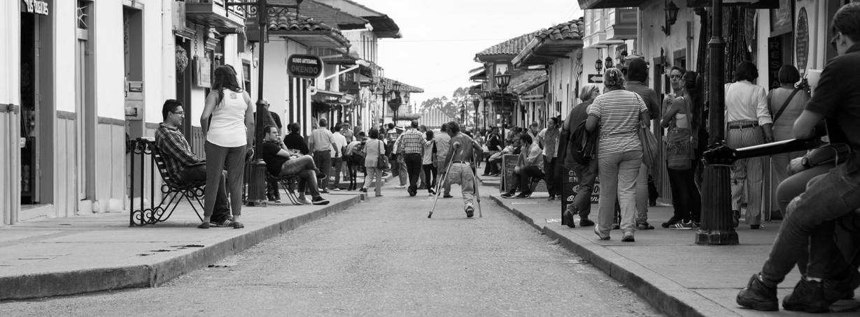 Salento, Colombia Streets 2015