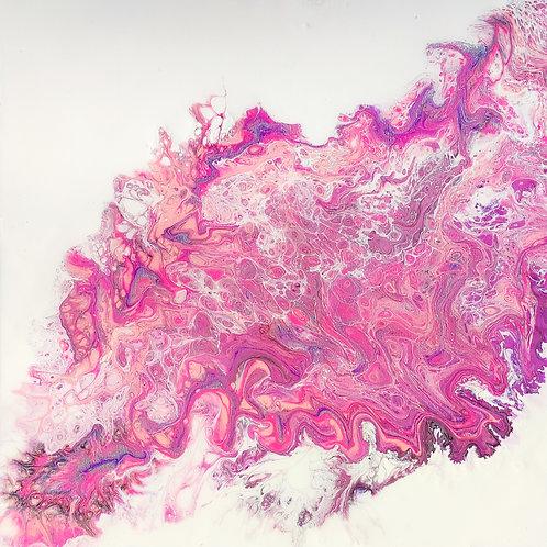 Pink island