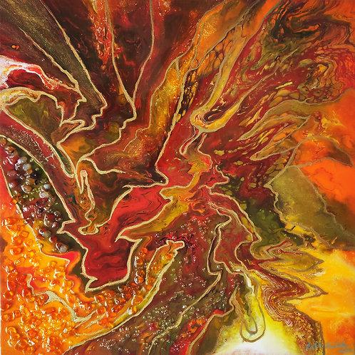Fire element Sun