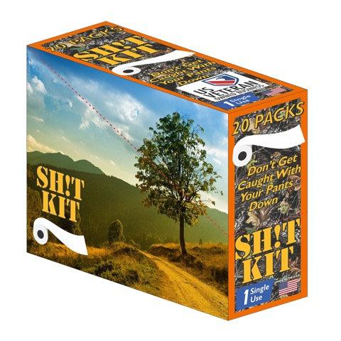 Box of 20 Sh!t Kits