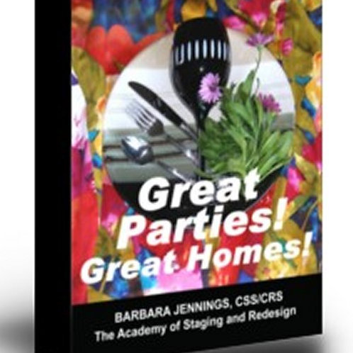 Great Parties! Great Homes! ebook