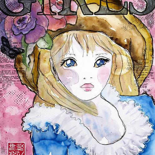 Cover Girl I