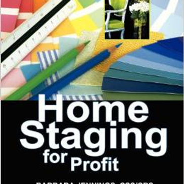 Home Staging for Profit eBook  (Business)