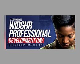 WIDGHR 's 11th Annual Professional Development Day