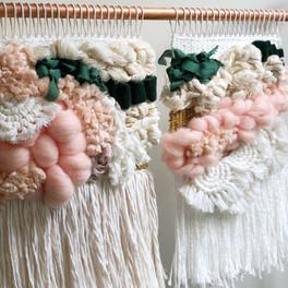 Dual Custom Weavings